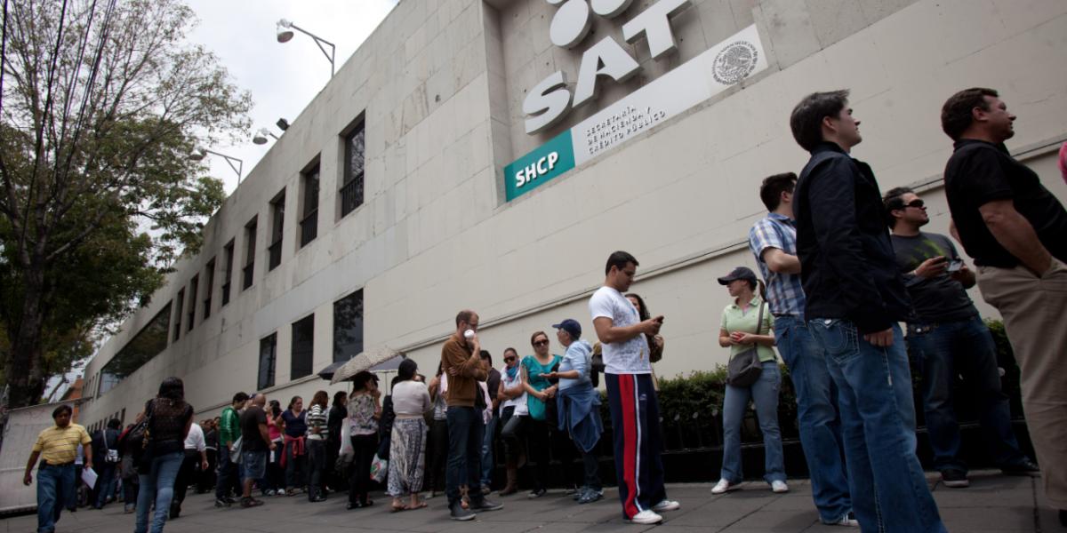 SAT atenderá 24 horas en último día para presentar declaración anual
