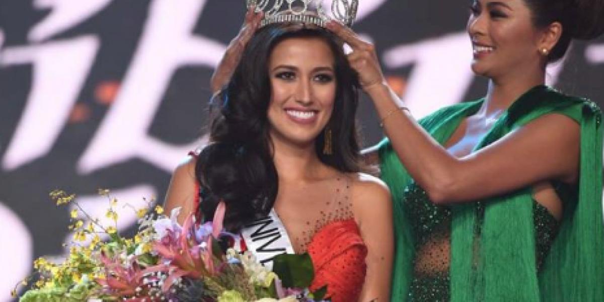 Filipinas corona a su nueva reina