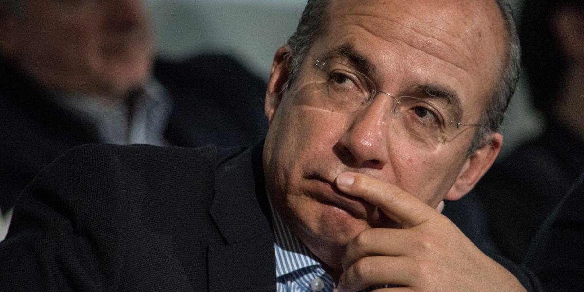 """Calderón amaga con dejar al PAN por """"parcialidad"""" de Anaya"""