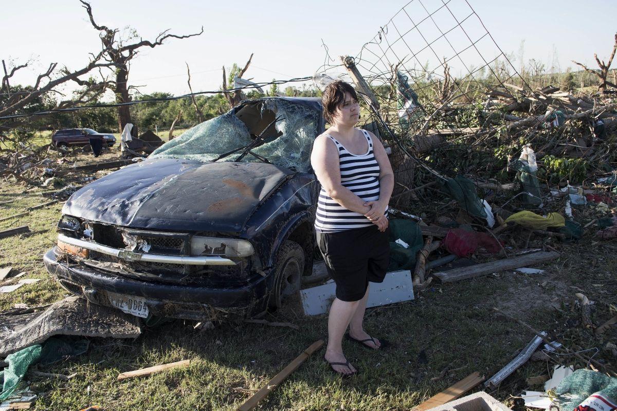 Inundaciones en Texas | Foto: AP Inundaciones en Texas | Foto: AP