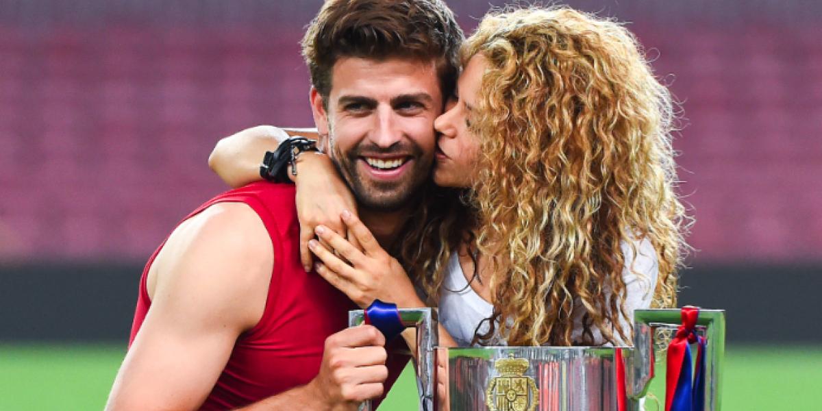 Shakira, en el hospital con Piqué