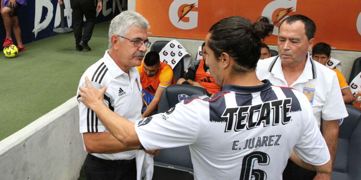 Ricardo Ferretti tampoco quiere enfrentarse a Rayados
