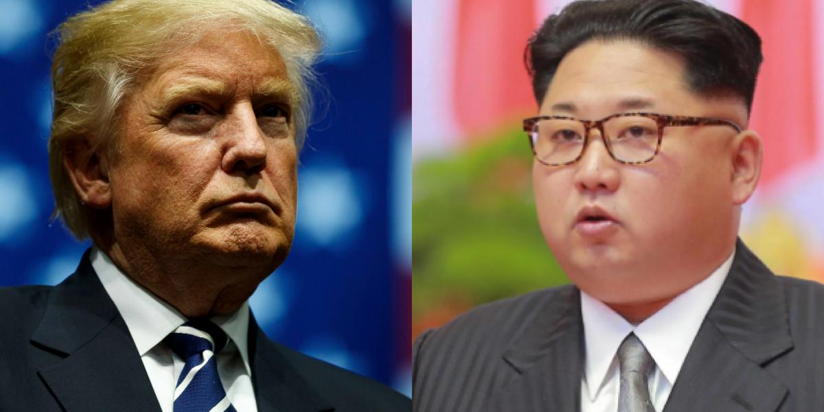 Trump dice estar listo para un ataque militar a Corea del Norte