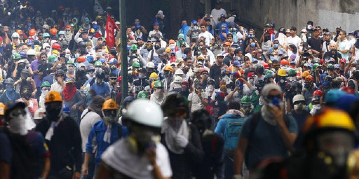 """Constituyente, una estafa para agravar """"golpe de Estado"""": oposición Venezolana"""