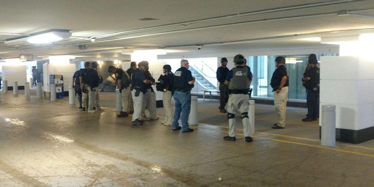 Federales se preparan para intervenir con manifestantes