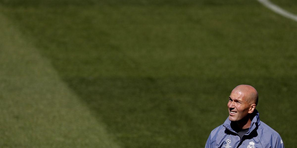 """Champions League: Zidane asegura que el Real Madrid """"no es favorito"""""""