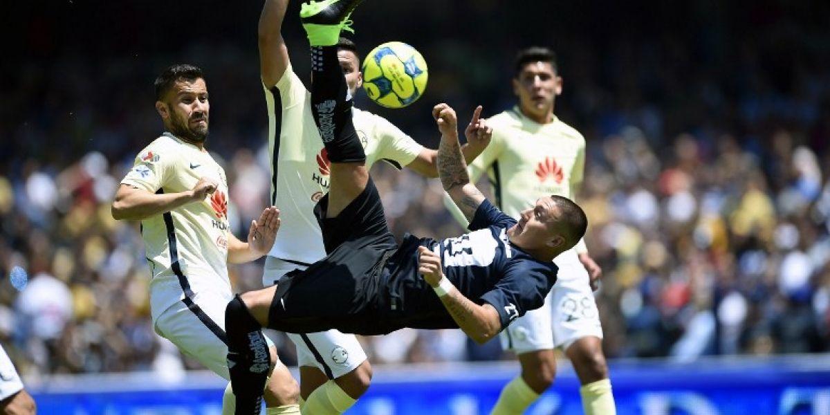 Nico Castillo es blindado por Pumas y se la jugará por ser goleador de la Liga MX