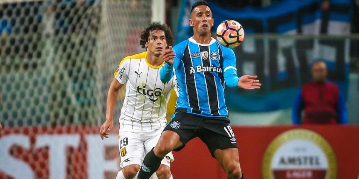"""Lucas Barrios amenaza a Deportes Iquique: """"Estoy en mi mejor momento y debo aprovecharlo"""""""