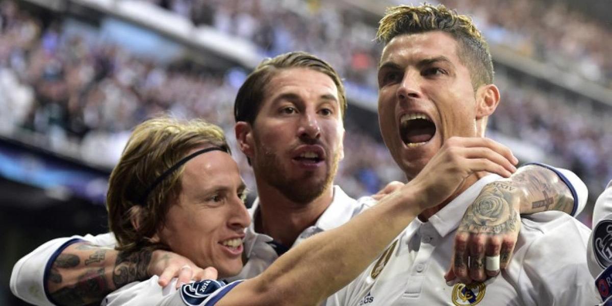 Minuto a minuto: Real Madrid vence a Atlético de Madrid con triplete de Cristiano Ronaldo