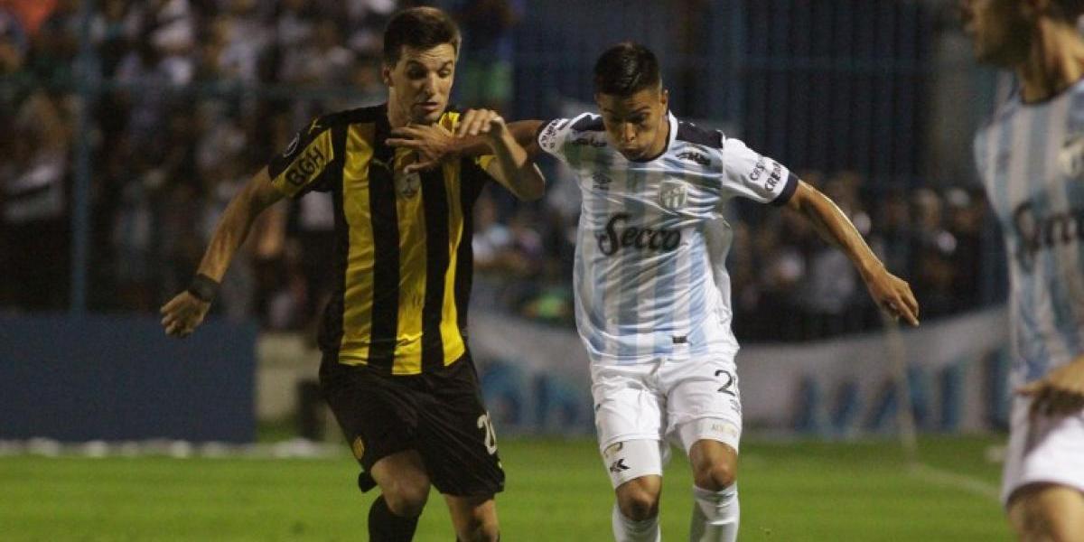 Atlético Tucumán da la gran sorpresa y eliminó a Peñarol en la Libertadores