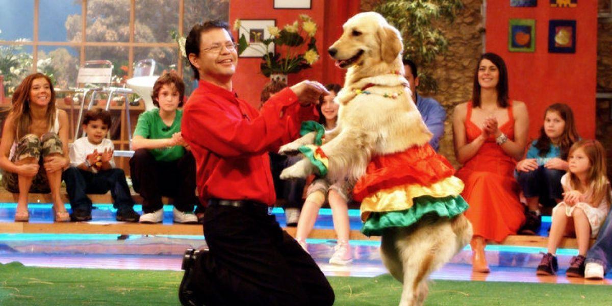 """Adiós """"Carrie"""": muere la perrita bailarina más famosa de Chile y que triunfó en la TV mundial"""