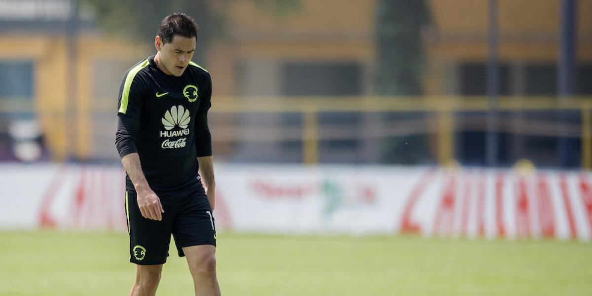 Pablo Aguilar ofrece disculpas a compañeros y afición por lo que hizo