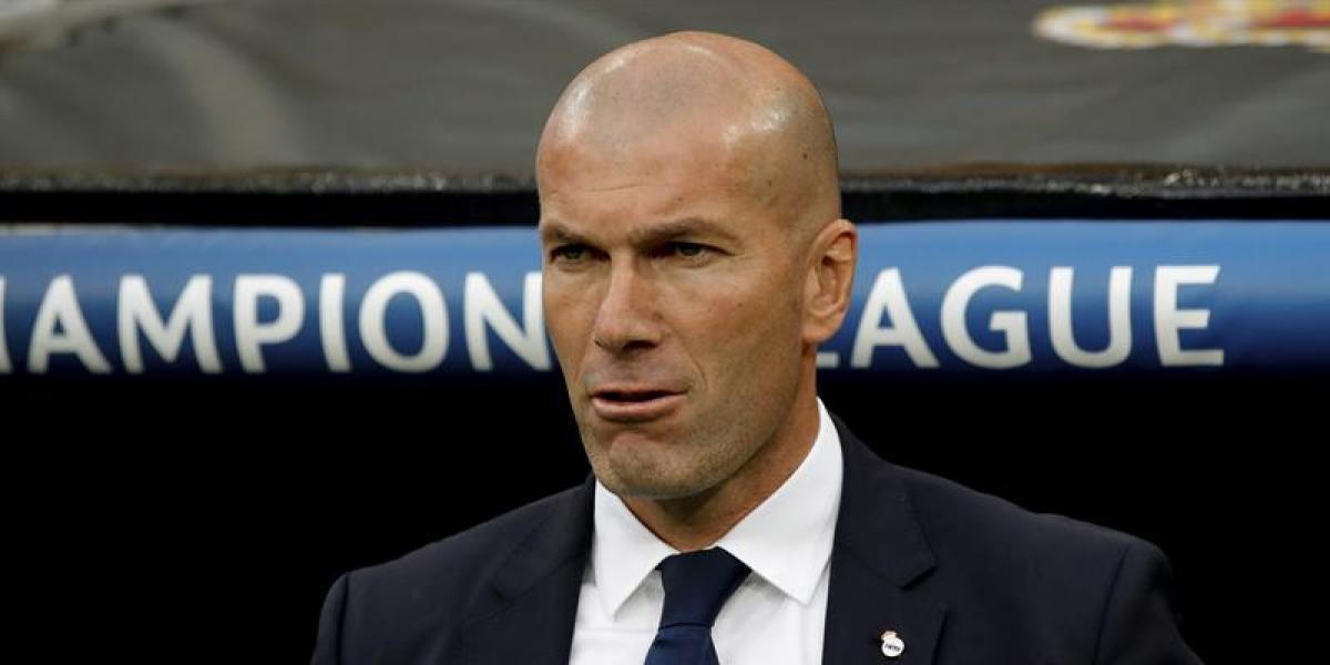 """La sinceridad de Zidane tras la goleada al Atlético de Madrid: """"No nos vemos en Cardiff"""""""