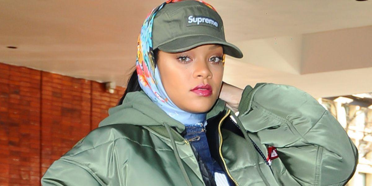 Rihanna genera críticas por su atuendo en el MET 2017