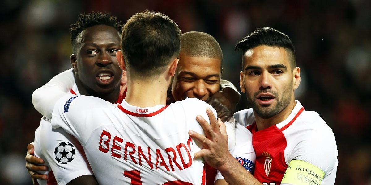 Mónaco vs. Juventus: Radamel Falcao es el príncipe del sueño monegasco