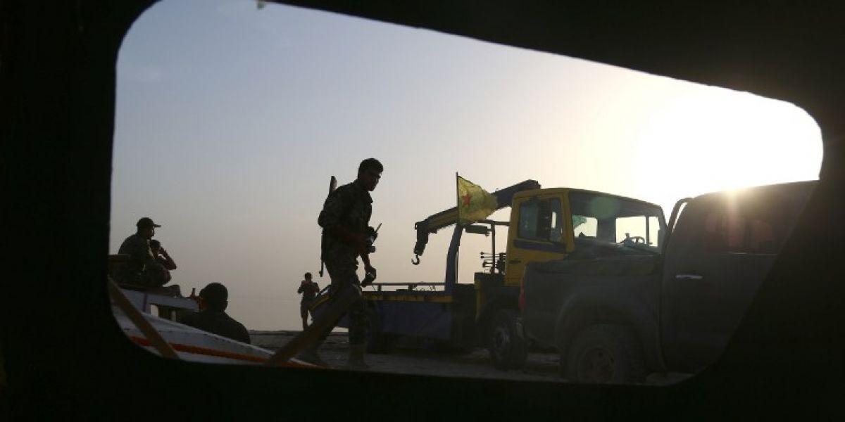 Ataque contra campo de refugiados en Siria deja más de 40 muertos