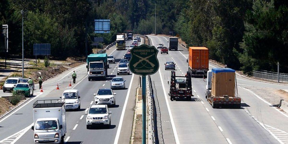 Balance del fin de semana largo: 28 fallecidos en 26 accidentes de tránsito