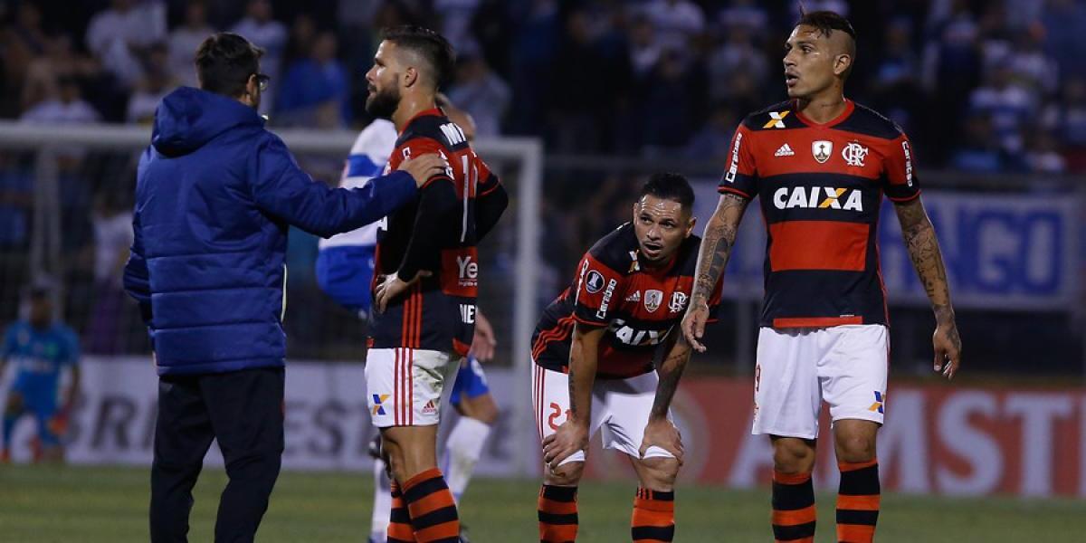 Con bajas y desgaste: La formación de Flamengo para enfrentar a la UC en el Maracaná