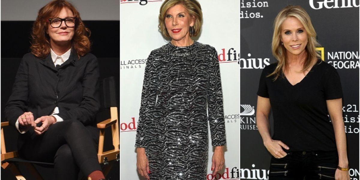 Susan Sarandon, Christine Baranski y Cheryl Hines se unen a Bad Moms