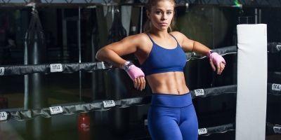Luchadora UFC borra su video