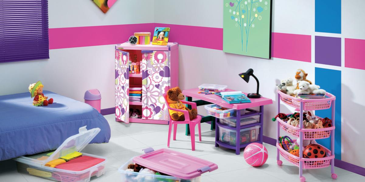 10 tips útiles para ordenar el cuarto de sus hijos con estilo