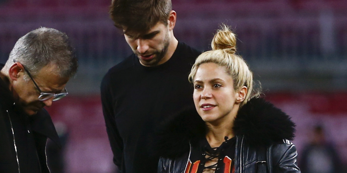 Shakira y Piqué ya tendrían fecha de separación