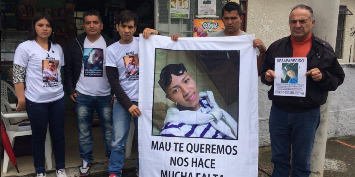 A 20 millones de pesos ascendió la recompensa para dar con los jóvenes desaparecidos en el norte de Bogotá