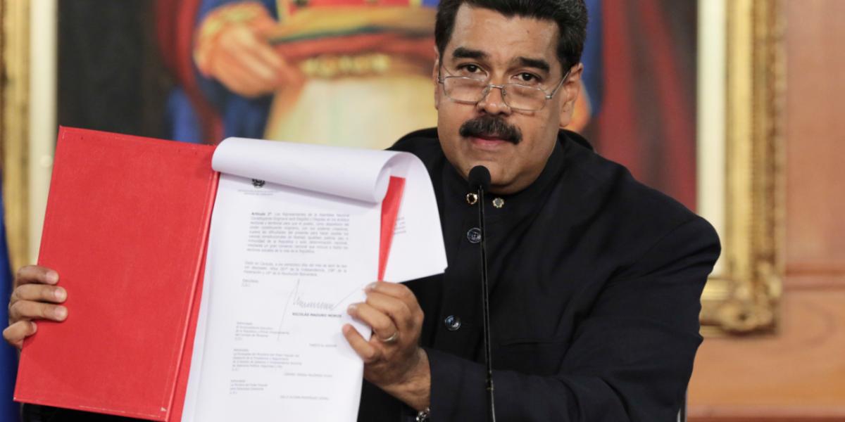 """Gobiernos de México y Colombia rechazan """"infundadas acusaciones"""" de Venezuela"""
