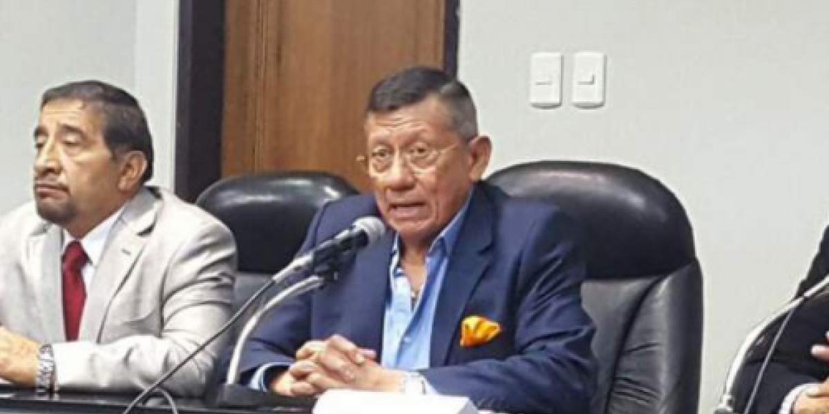 Carlos Villacís habló sobre la Selección de Ecuador