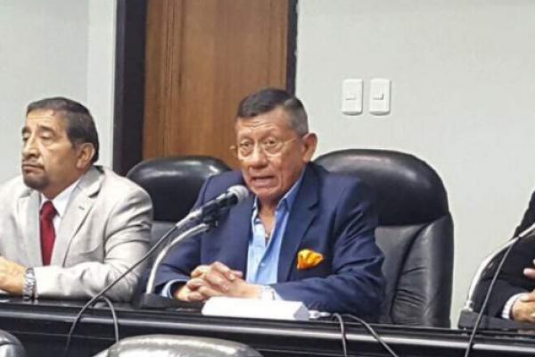 Carlos Villacís critica decisión del TAS