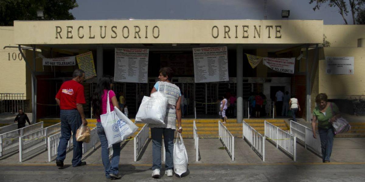 Se vacían las cárceles de la Ciudad de México