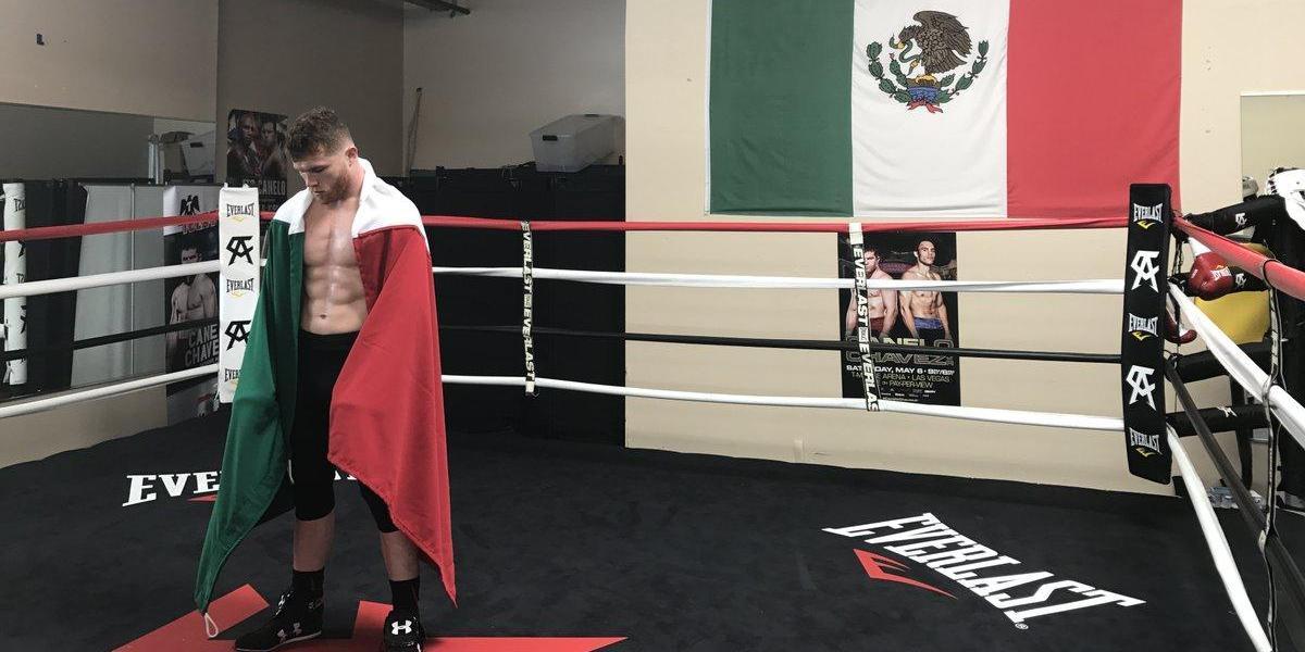Canelo Álvarez no aceptará el cinturón huichol del CMB