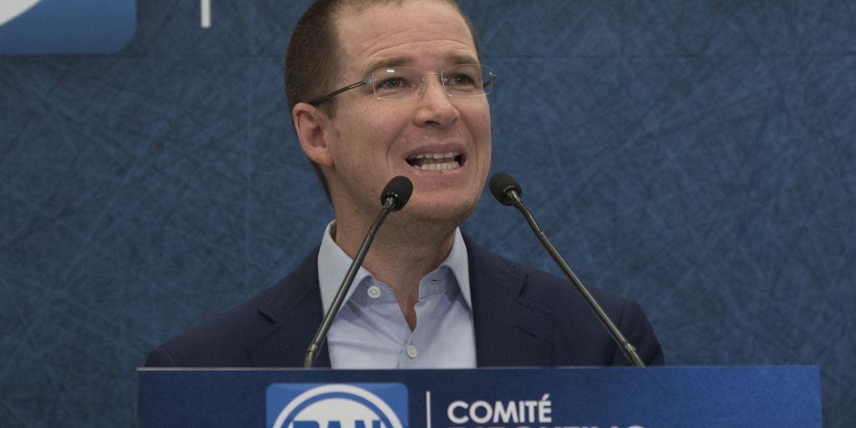 Asegura Ricardo Anaya victoria del PAN en tres estados de la República