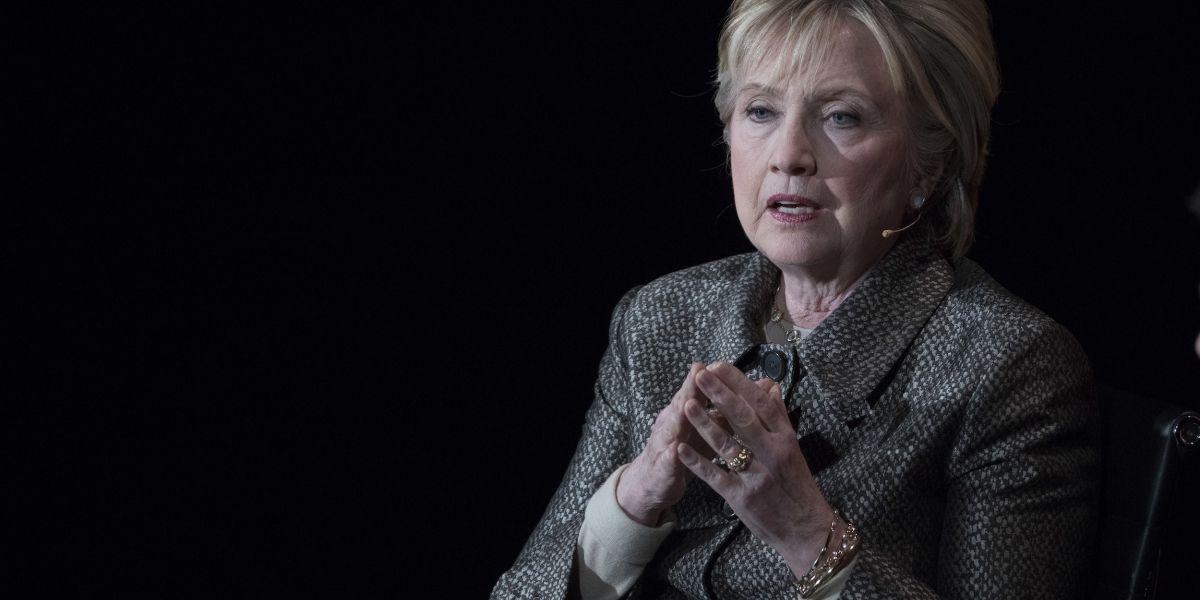 Hillary Clinton asume responsabilidad por su derrota electoral