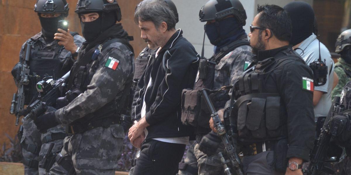 Dámaso López, detenido con fines de extradición a EU: PGR