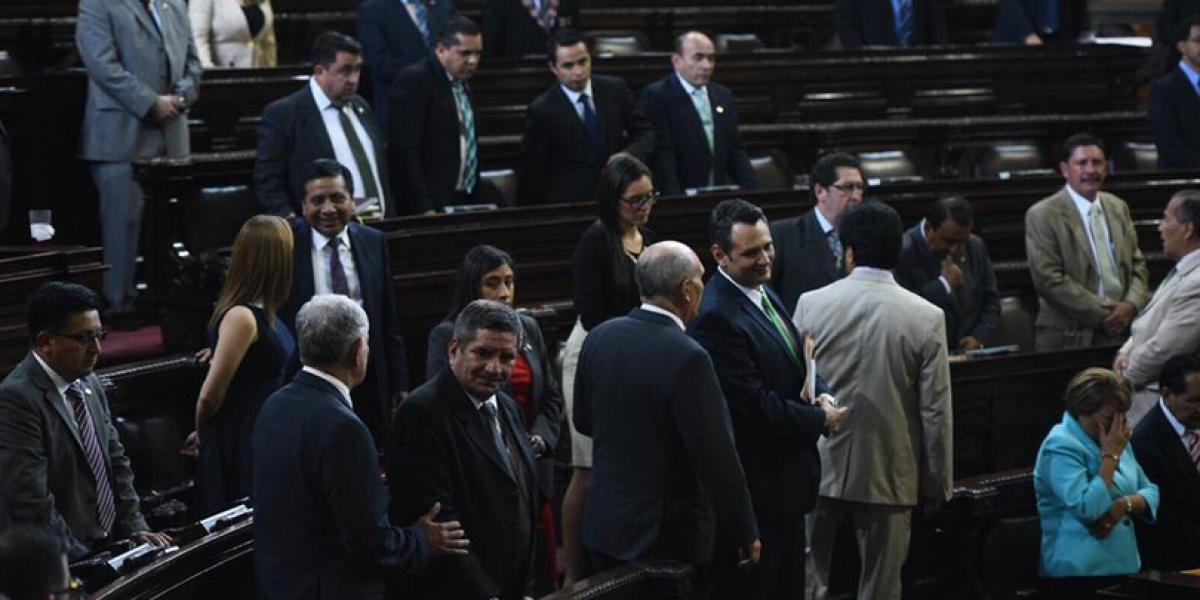 Diputados llaman a MP y CICIG para explicar polémico artículo