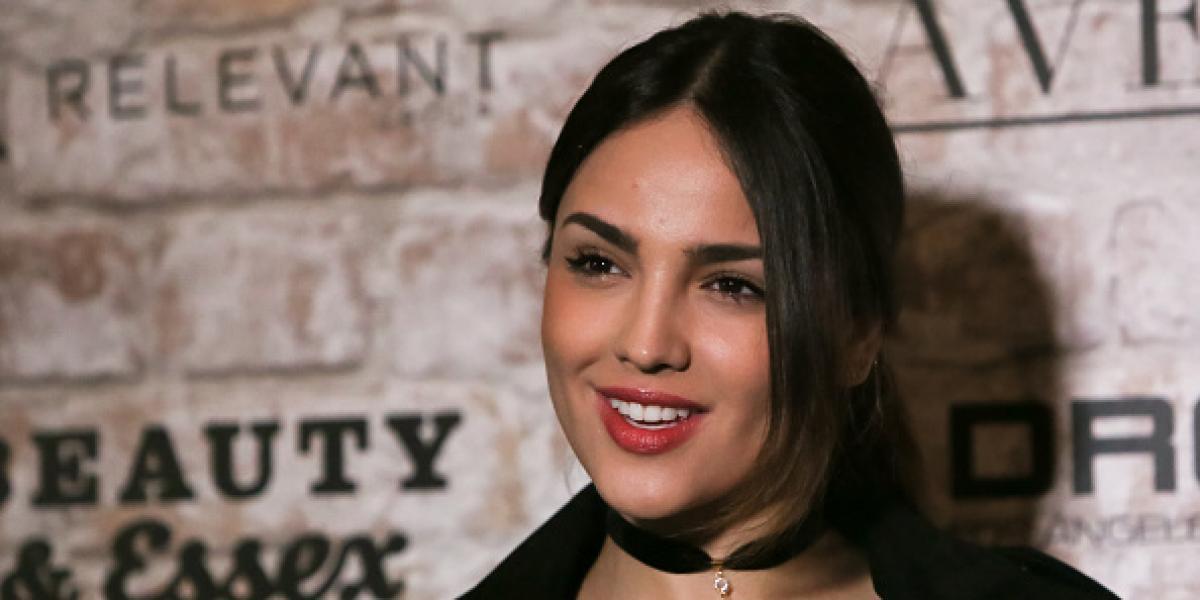 Eiza González sorprende con una foto sin maquillaje y luciendo al natural