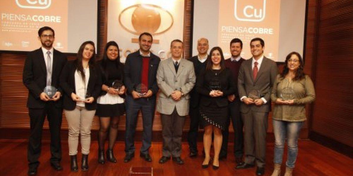 Concurso Piensacobre: ganadores recibirán ayuda económica para sus estudios