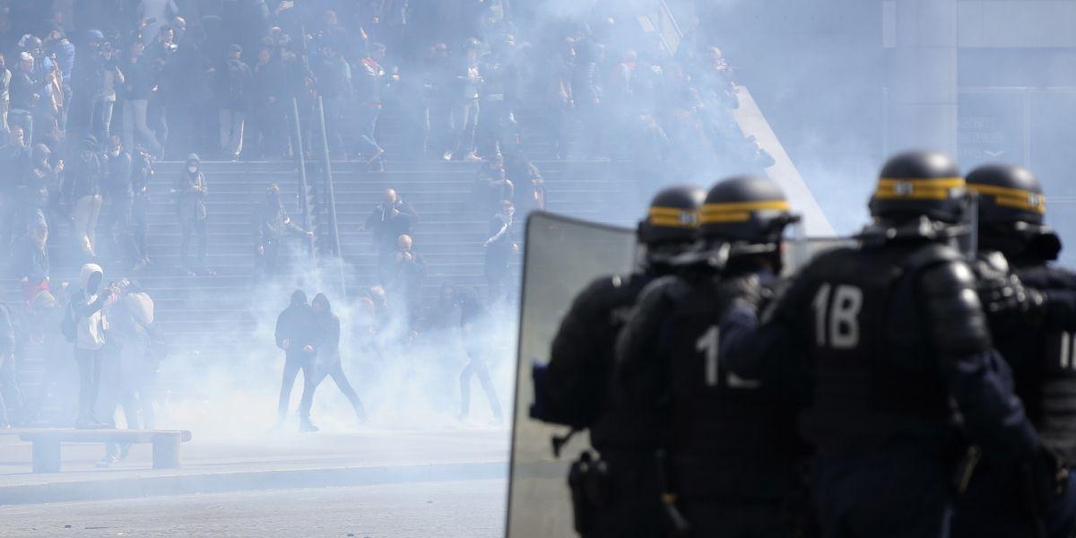 Cientos de miles exigen derechos en el Día Internacional del Trabajo