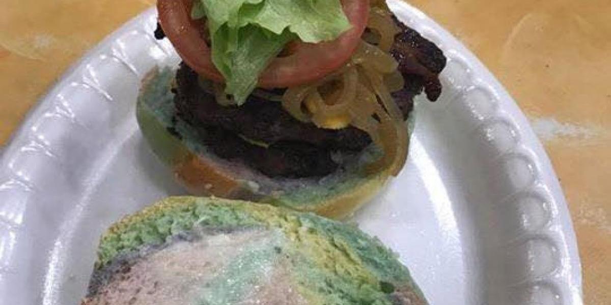 Fiebre de unicornio llega en hamburger a Puerto Rico