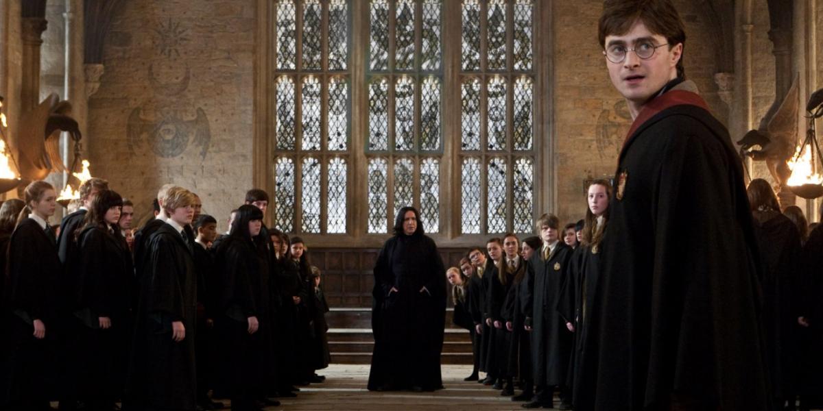 Harry Potter: JK Rowling se disculpa por matar al profesor Snape