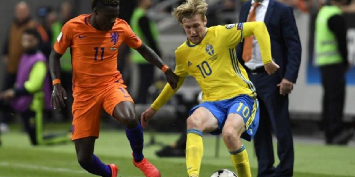 Holanda tropieza en su primer partido rumbo a Rusia 2018