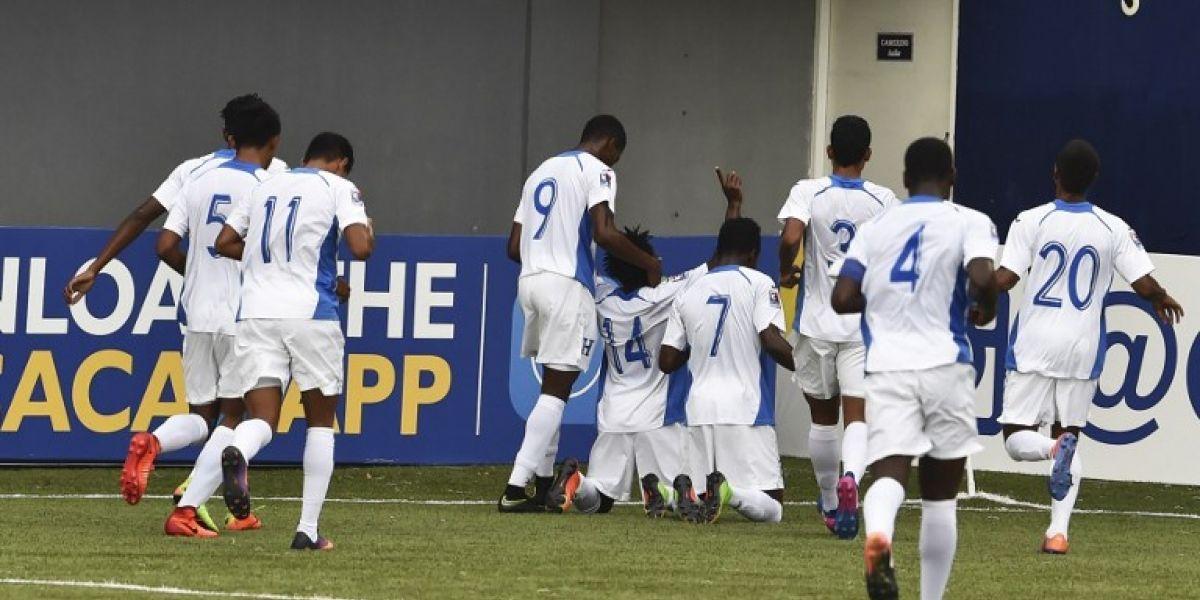 Honduras y Costa Rica ganan en fase final de premundial sub17 de Concacaf