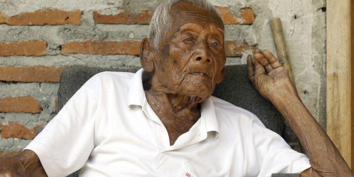 Indonesia: muere el humano más viejo de la Tierra a la edad de 146 años