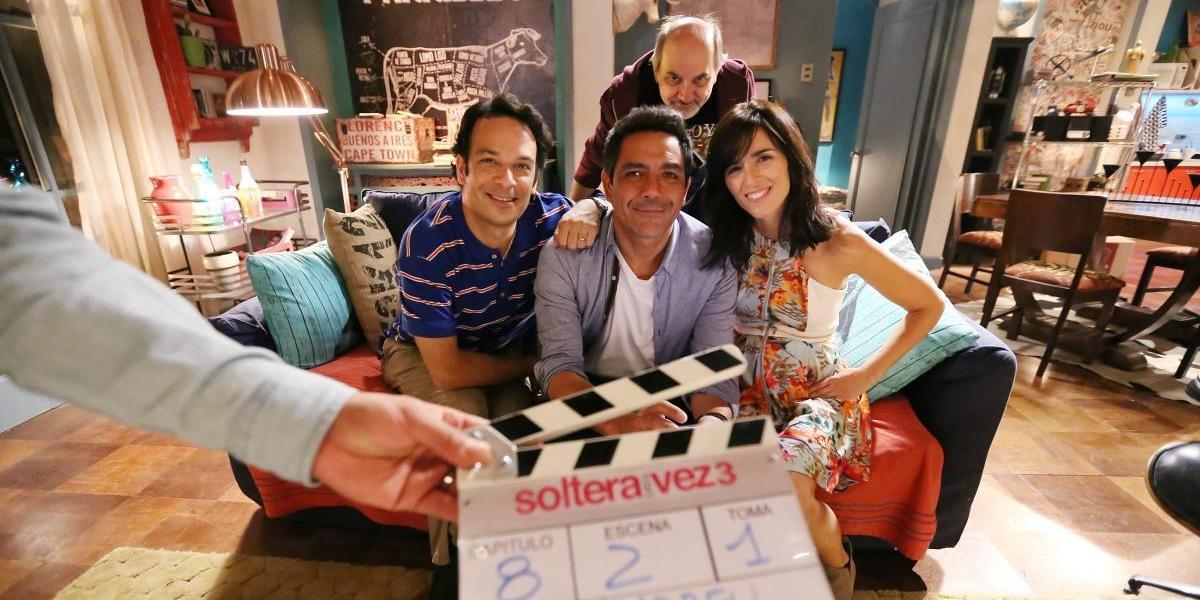 Soltera otra vez 3: Tamara Acosta encabeza sus nuevos personajes