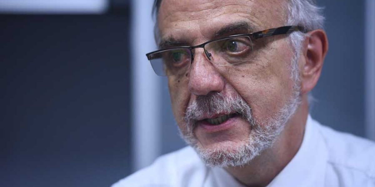 "VIDEO. Iván Velásquez: ""La justicia no es negociable"""