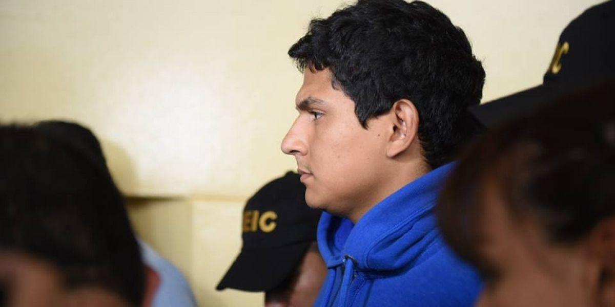 Se suspende audiencia de Jabes Meda por recusación de Fiscalía