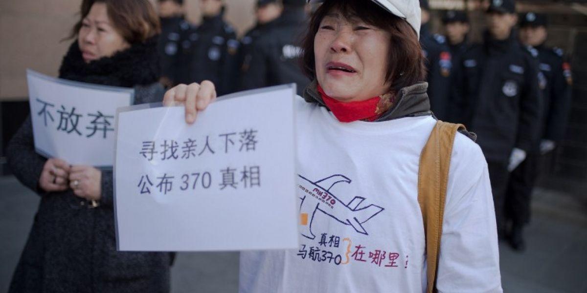 Malaysia Airlines alcanza un acuerdo con familia de víctimas del vuelo MH17
