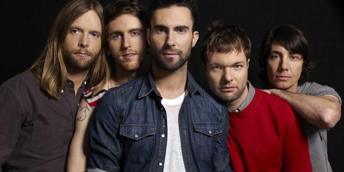 ¡Confirman lugar del concierto de Maroon 5 en Guatemala!