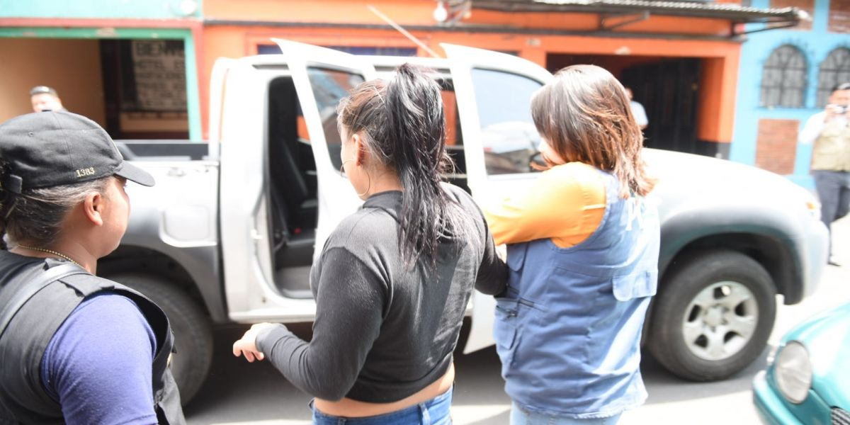 Menor que se fugó del Hogar Seguro fue rescatada en operativo contra trata de personas
